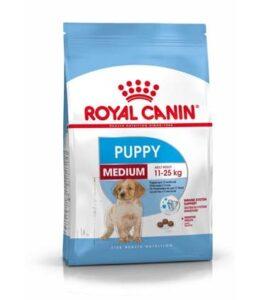 Royal Canin Medium Junior - 15 Kg