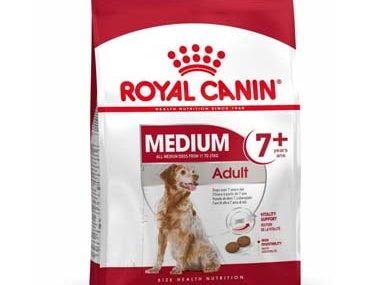 Royal Canin Medium Mature (7+ Years) - 4 Kg