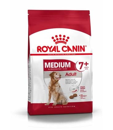 Royal Canin Medium Mature (7+ Years) - 4 Kg