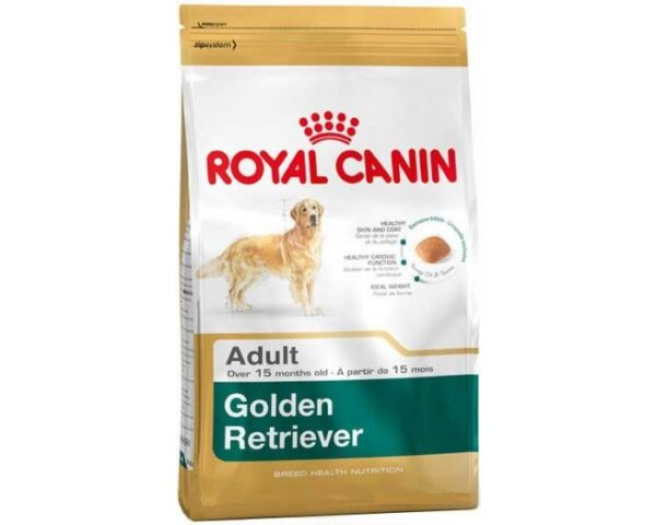 Royal Canin Golden Retriever Adult Dog Food 12 Kg