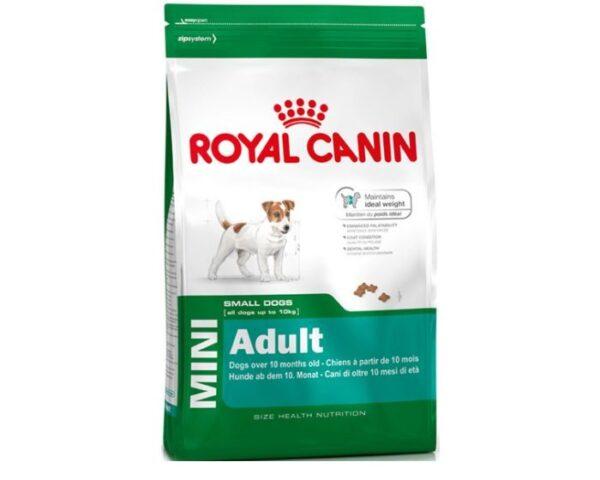 Royal Canin Mini Adult Dog Food 8 Kg