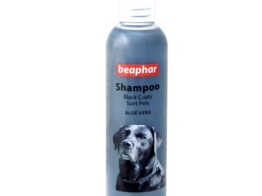 Beaphar Black Coat Dog Shampoo 250 ml