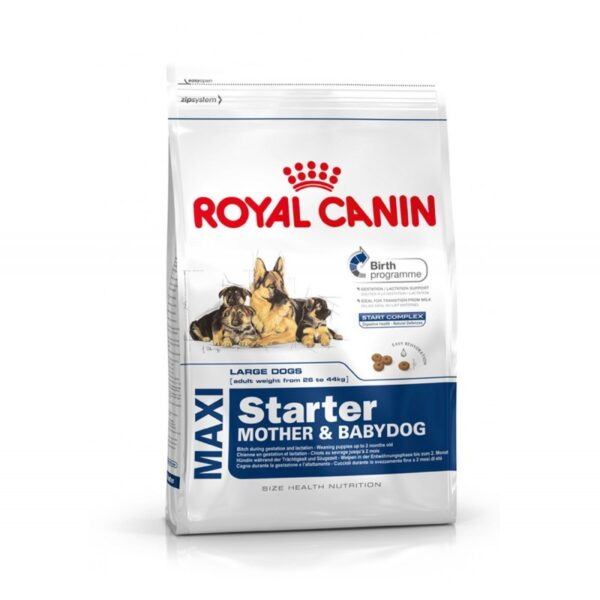 Royal Canin Maxi Starter, 4Kg