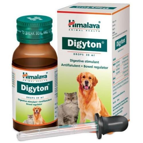 HIMALAYA DIGYTON DROPS, ALL BREEDS 30ml