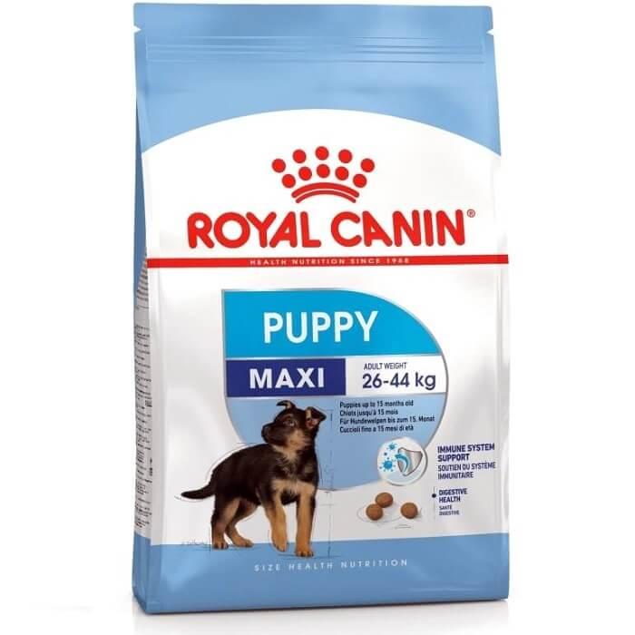 Royal Canin Maxi Junior 4kg dog food