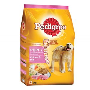Pedigree Chicken And Milk Puppy Dog Food 1.2KG