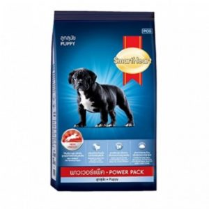 Smart Heart Power Pack Puppy Dog Food 1kg