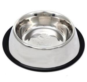Dog Steel Bowl