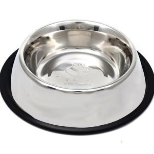 Dog Steel Bowl