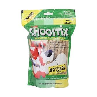 Choostix Natural Dog Treat 450g